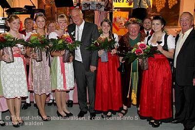 Traditionelles Winzerfest Obersasbach Sasbach (Ortenau)