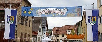 Winzerkerwe Rauenberg