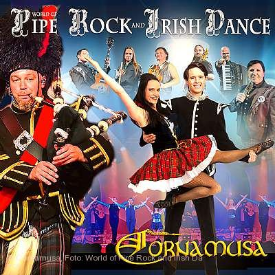 World of Pipe Rock and Irish Dance Höchenschwand