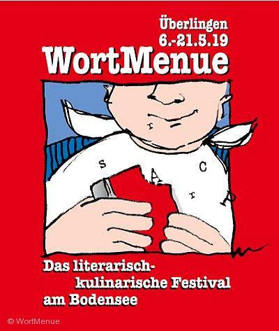 11. WortMenue - Das literarisch-kulinarische Festival! Überlingen