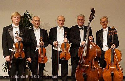 Württembergische Streichersolisten Bad Schussenried