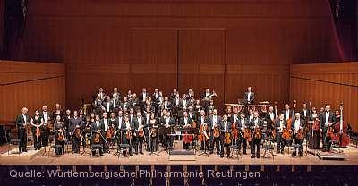 Württembergische Philharmonie Reutlingen Mössingen am 03.01.2018