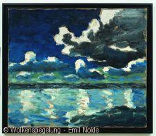 """""""WWW - Wasser, Wolken, Wind - Elementar- und Wetterphänomene in Werken der Sammlung Würth"""" Schwäbisch Hall"""