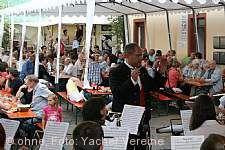 Yacher Dorffest / 40 Jahre Hislimusikanten Elzach