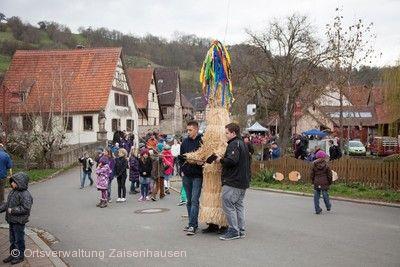 Zaisenhausener Winteraustreibung mit dem Butz Mulfingen