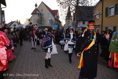 Zeidama Dämmerungsumzug Ubstadt-Weiher am 11.02.2018