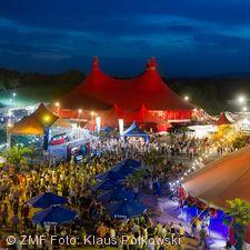 34. Zelt-Musik-Festival (ZMF) Freiburg im Breisgau
