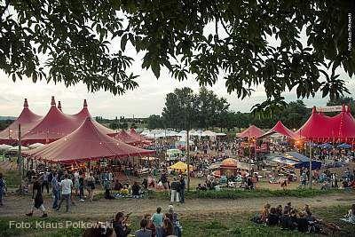 Zelt-Musik-Festival (ZMF) Freiburg im Breisgau am 17.07.2019 bis 04.08.2019