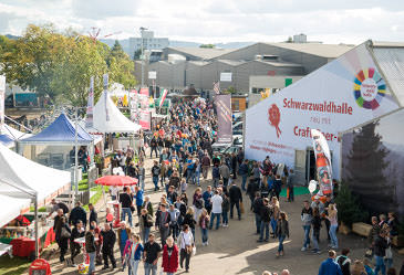 81. Oberrhein Messe vom 28.9. bis 6.10.2019