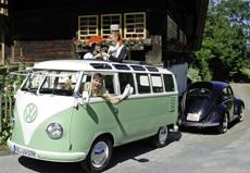 2. VW-Veteranentreffen  Schwarzwald mit  Wolfach Classic