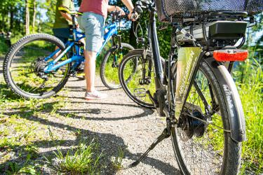 E-Bike-Verleih